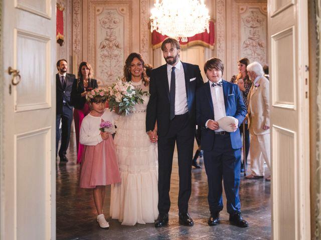Il matrimonio di Enrico e Lucilla a Lucca, Lucca 9