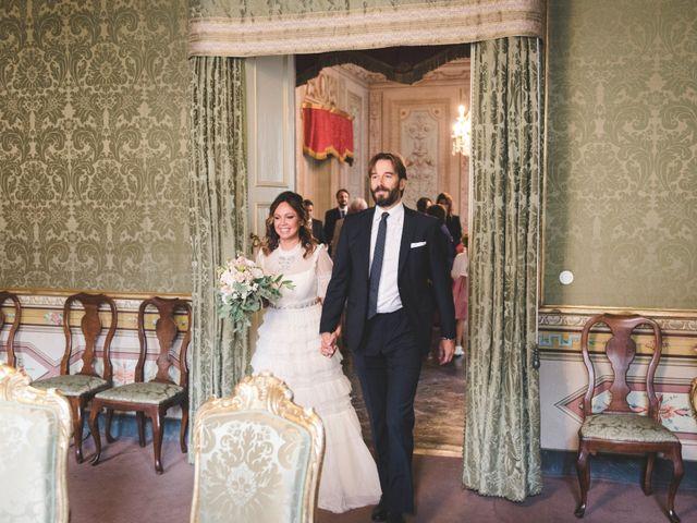 Il matrimonio di Enrico e Lucilla a Lucca, Lucca 10