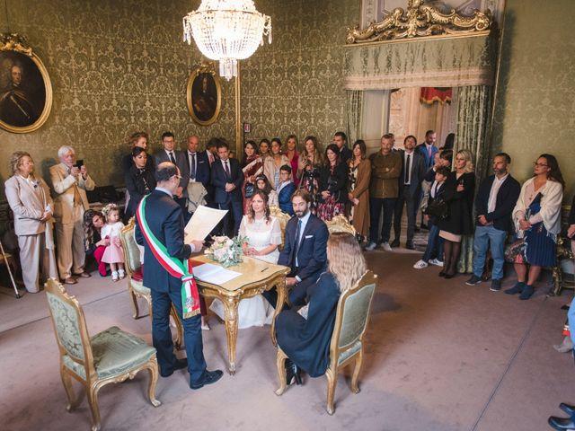 Il matrimonio di Enrico e Lucilla a Lucca, Lucca 17
