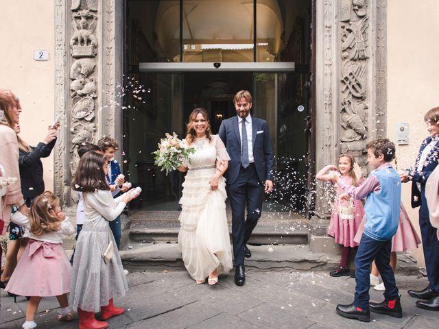 Il matrimonio di Enrico e Lucilla a Lucca, Lucca 21