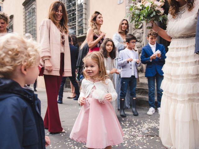 Il matrimonio di Enrico e Lucilla a Lucca, Lucca 22