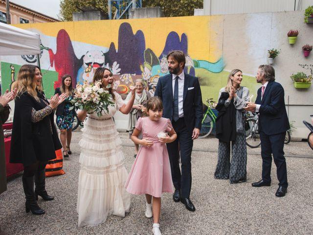 Il matrimonio di Enrico e Lucilla a Lucca, Lucca 34
