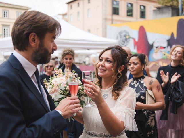 Il matrimonio di Enrico e Lucilla a Lucca, Lucca 35