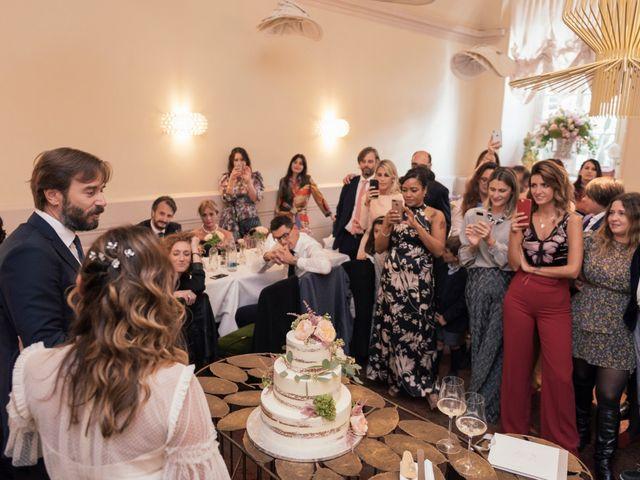 Il matrimonio di Enrico e Lucilla a Lucca, Lucca 45