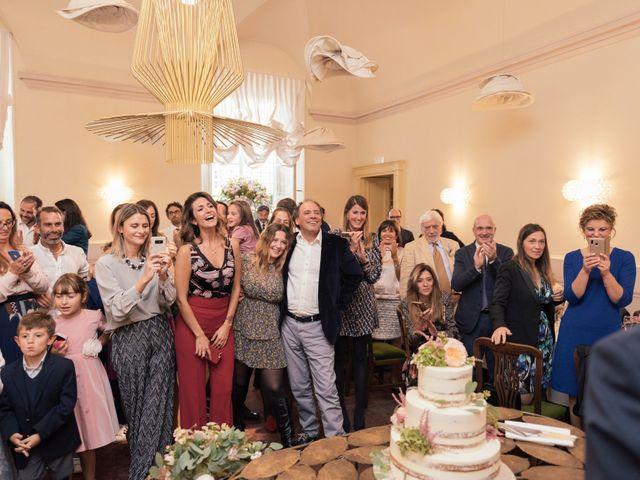 Il matrimonio di Enrico e Lucilla a Lucca, Lucca 47