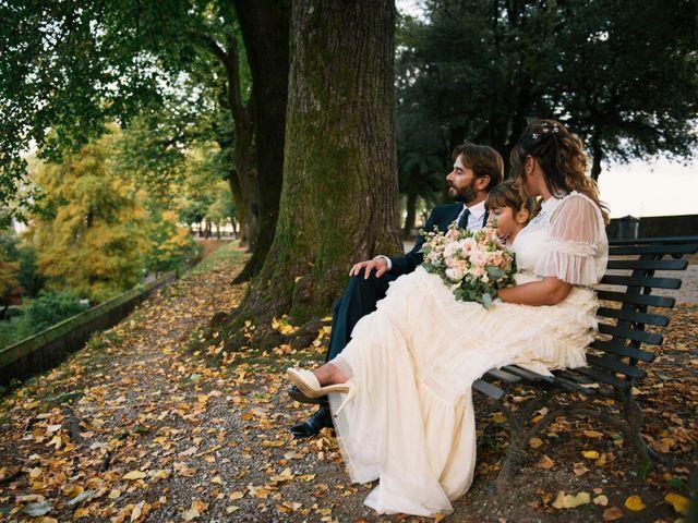 Il matrimonio di Enrico e Lucilla a Lucca, Lucca 51