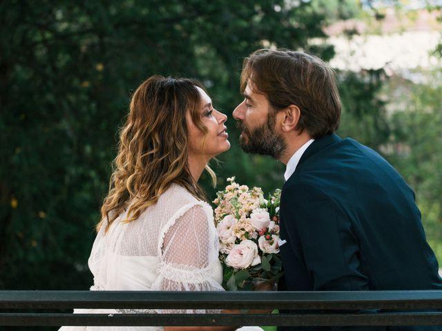 Il matrimonio di Enrico e Lucilla a Lucca, Lucca 53
