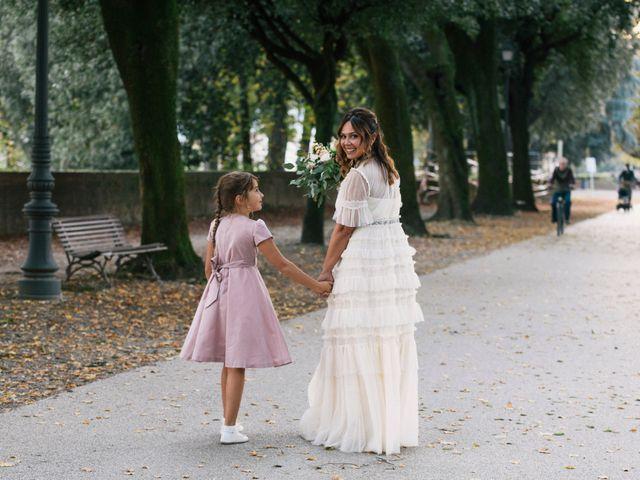 Il matrimonio di Enrico e Lucilla a Lucca, Lucca 54
