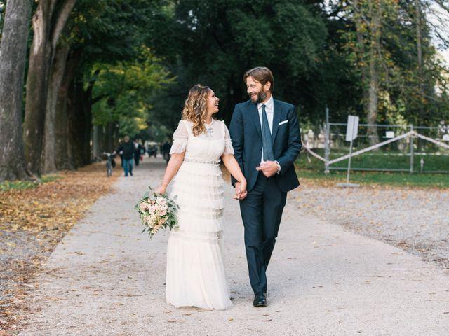 Il matrimonio di Enrico e Lucilla a Lucca, Lucca 56