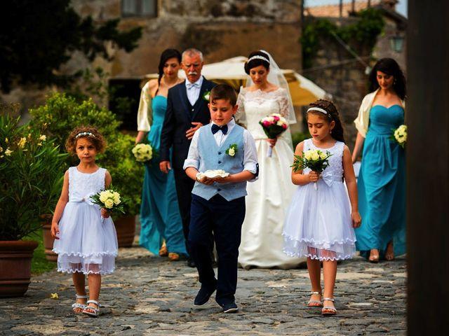 Il matrimonio di Nicola e Antonella a Fiumicino, Roma 9