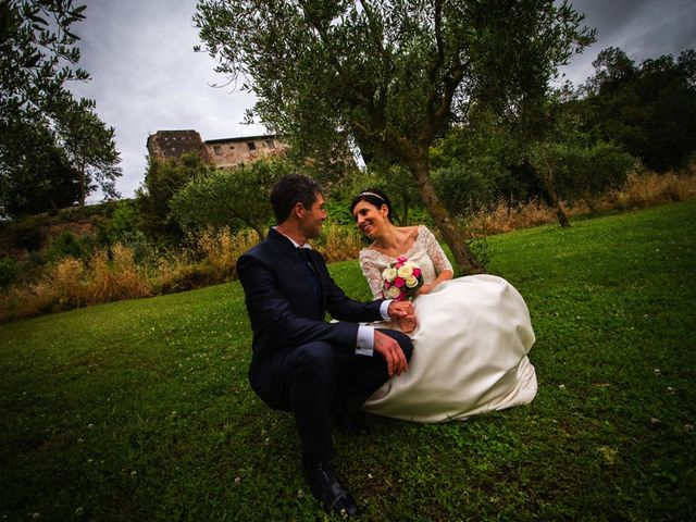 Il matrimonio di Nicola e Antonella a Fiumicino, Roma 13