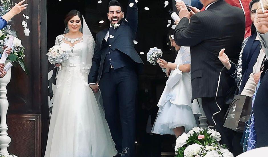 Il matrimonio di Fabio e Stefania a San Valentino Torio, Salerno