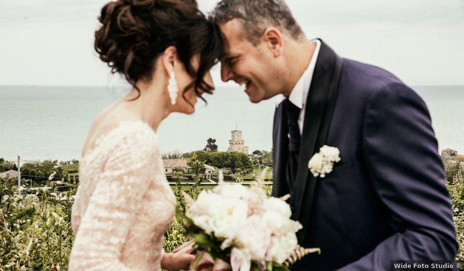 Il matrimonio di Alessandro e Mariella a Atri, Teramo