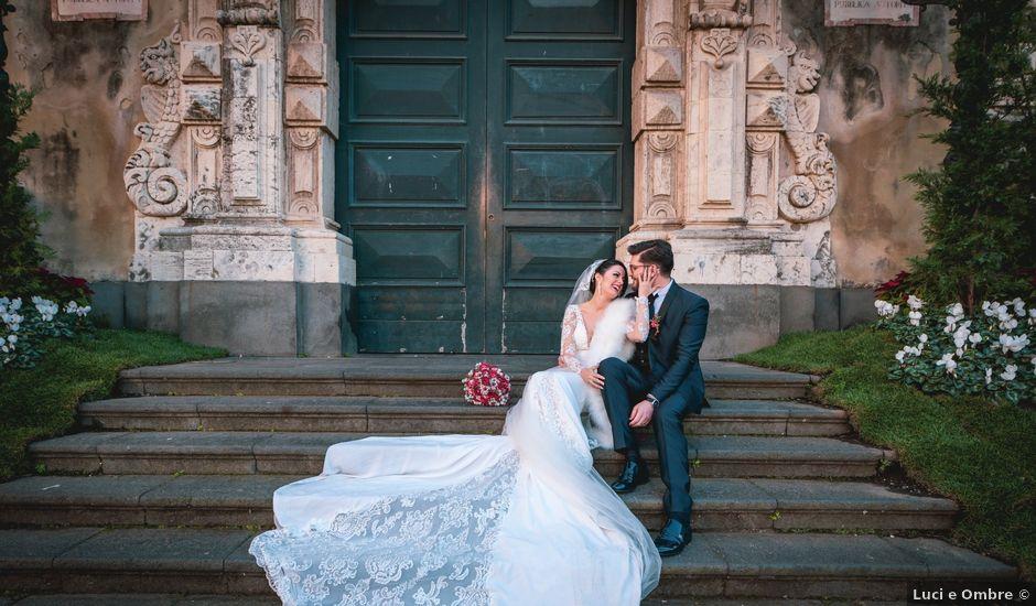 Il matrimonio di Eugenio e Valeria a Palagonia, Catania