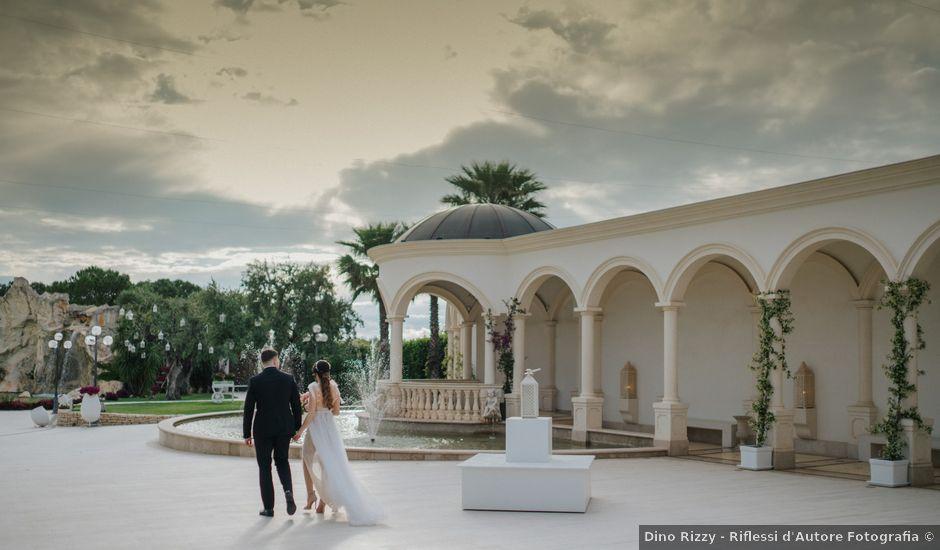 Il matrimonio di Domenico e Concetta a San Ferdinando di Puglia, Bari