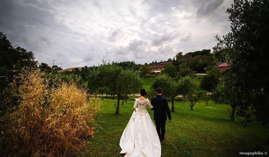 Il matrimonio di Nicola e Antonella a Fiumicino, Roma