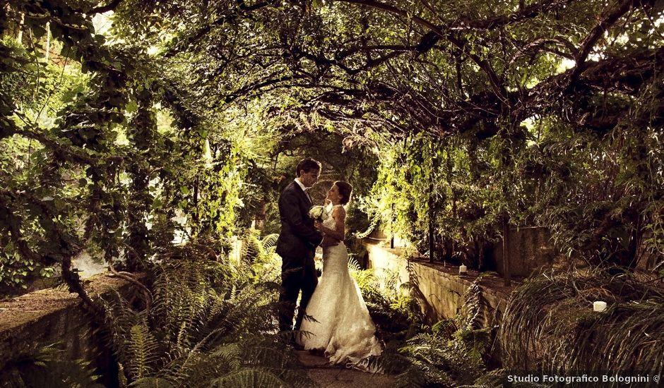 Il matrimonio di Lorenzo e Serena a Buggiano, Pistoia