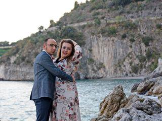 Le nozze di Carla e Vito 1