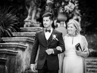 Le nozze di Caterina e Alain 3