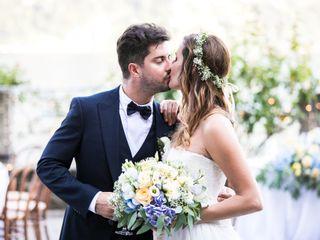 Le nozze di Caterina e Alain