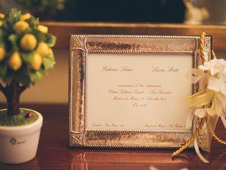 Le nozze di Laura e Federico 1