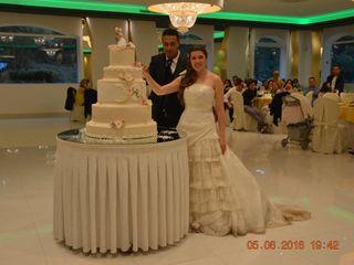 Le nozze di Rosa e Sayf Eddine