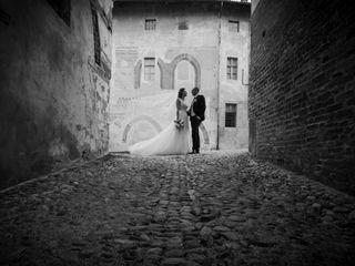Le nozze di Nicola e Alice