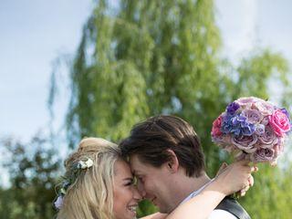 Le nozze di Florina e Matteo 1