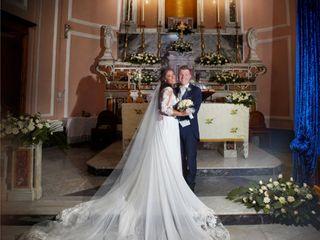 Le nozze di Claudia  e Marcello