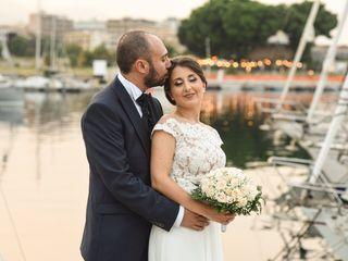 Le nozze di Marzia e Gabriele