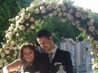 Le nozze di Antonella e Giacomo 1