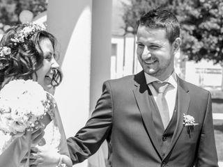 Le nozze di Antonella e Giacomo