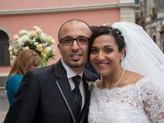 Le nozze di Vera e Salvatore Carmelo