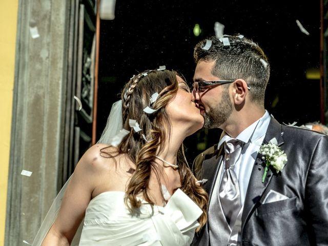 Le nozze di Domenico e Rosaria