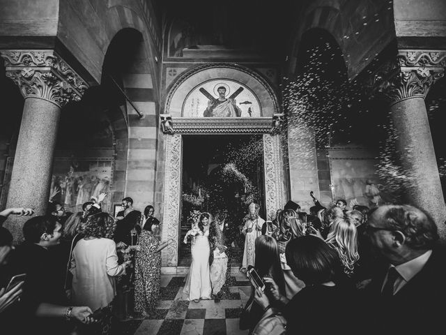 Il matrimonio di Mario e Lidia a Amalfi, Salerno 11
