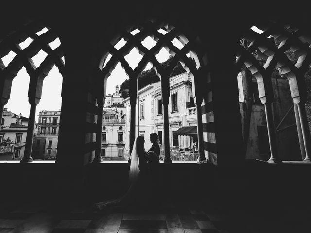 Il matrimonio di Mario e Lidia a Amalfi, Salerno 13
