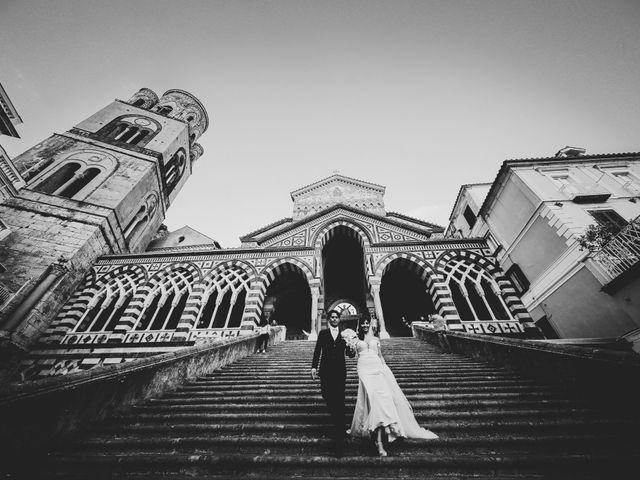 Il matrimonio di Mario e Lidia a Amalfi, Salerno 14