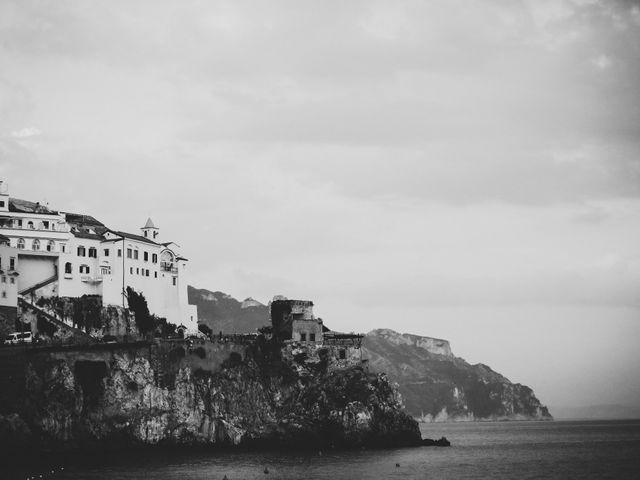 Il matrimonio di Mario e Lidia a Amalfi, Salerno 17