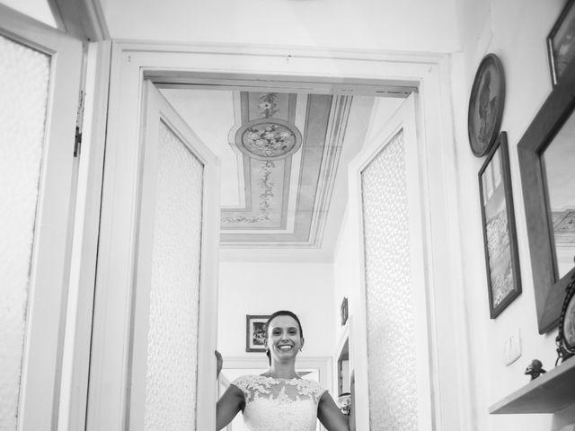 Il matrimonio di Diego e Floriana a Sezzadio, Alessandria 3