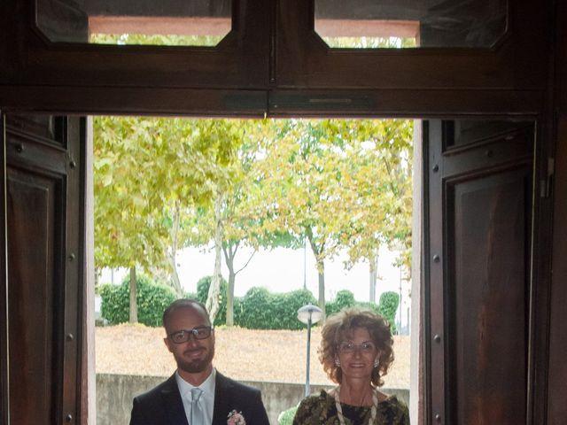 Il matrimonio di Diego e Floriana a Sezzadio, Alessandria 8