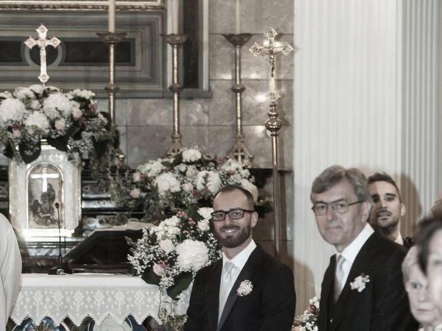 Il matrimonio di Diego e Floriana a Sezzadio, Alessandria 11