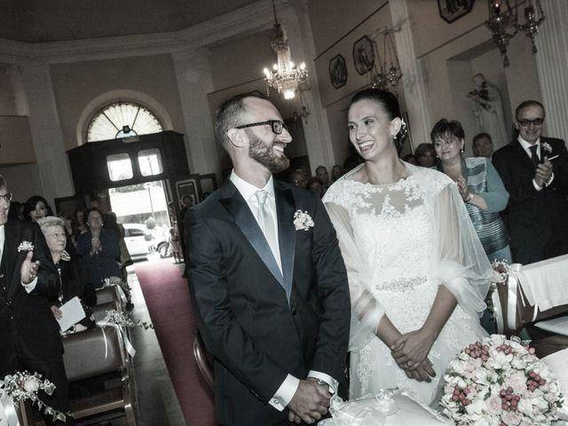 Il matrimonio di Diego e Floriana a Sezzadio, Alessandria 14
