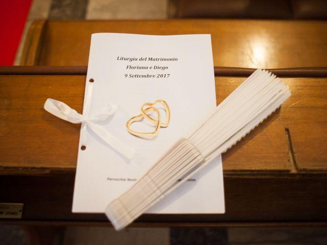 Il matrimonio di Diego e Floriana a Sezzadio, Alessandria 17