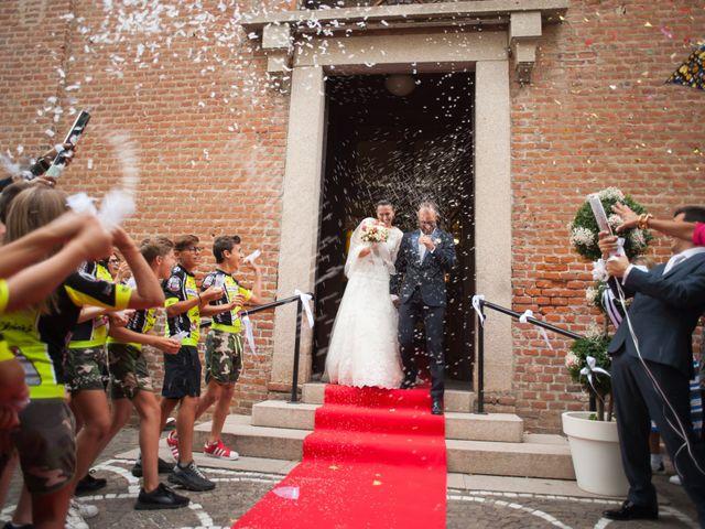 Il matrimonio di Diego e Floriana a Sezzadio, Alessandria 18