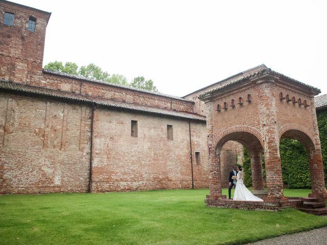 Il matrimonio di Diego e Floriana a Sezzadio, Alessandria 22