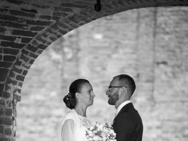 Il matrimonio di Diego e Floriana a Sezzadio, Alessandria 23