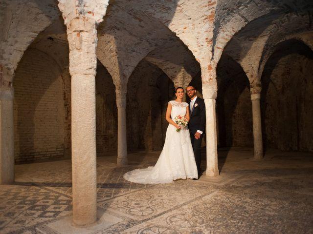 Il matrimonio di Diego e Floriana a Sezzadio, Alessandria 25