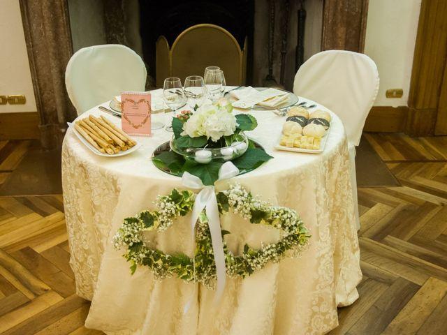 Il matrimonio di Diego e Floriana a Sezzadio, Alessandria 29