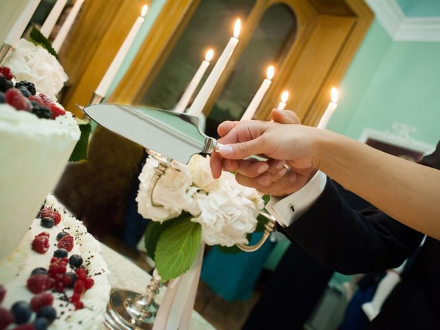 Il matrimonio di Diego e Floriana a Sezzadio, Alessandria 34