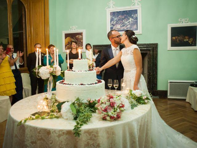 Il matrimonio di Diego e Floriana a Sezzadio, Alessandria 35